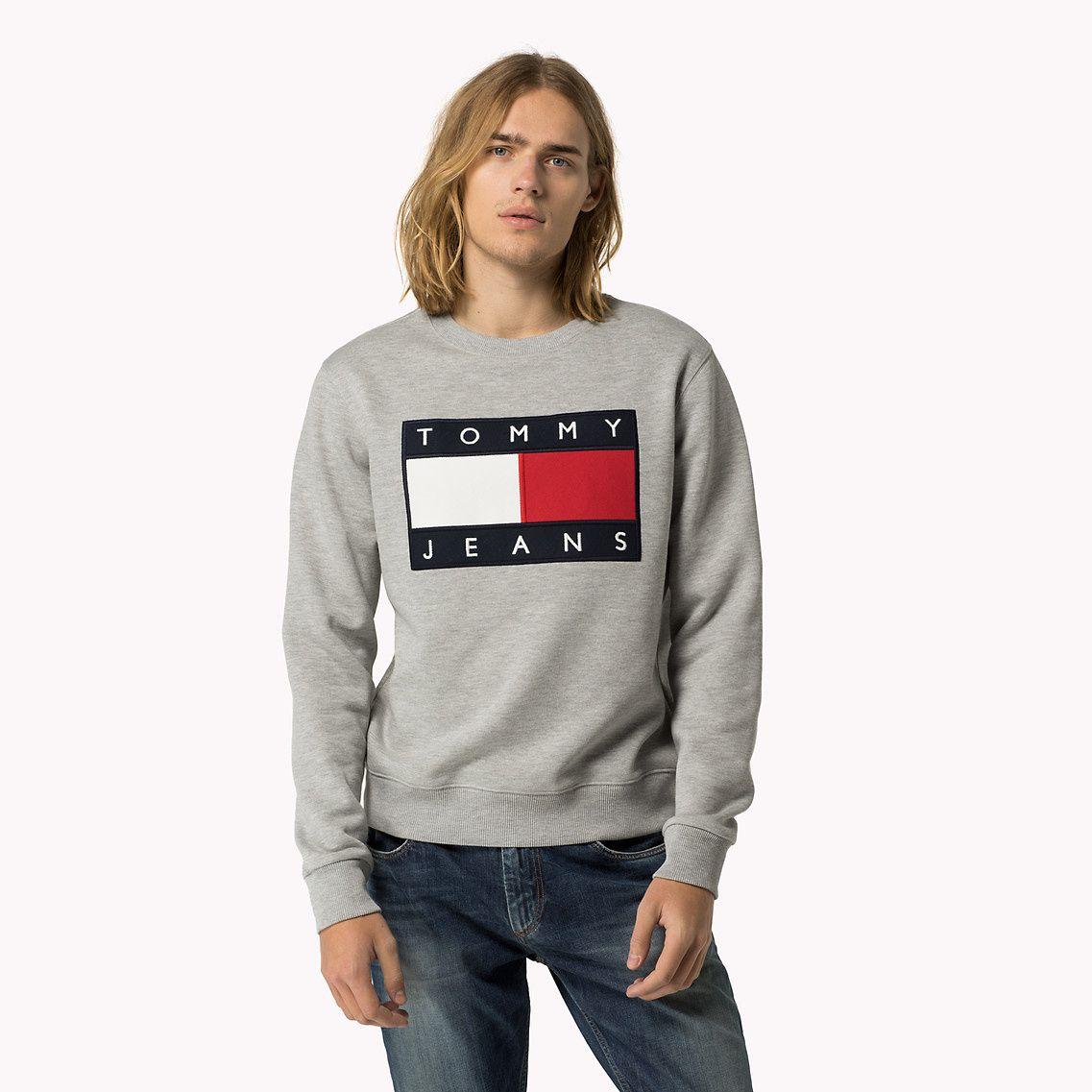 Flag Sweatshirt. Scopri la collezione sweatshirts per men di