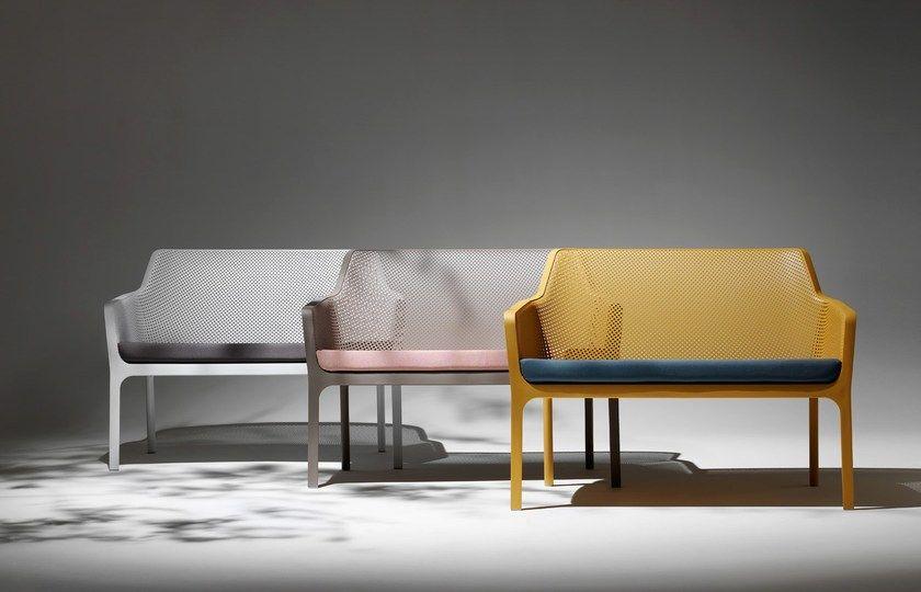 Stapelbare Gartenbank in 2020 | Kleines sofa, Außenmöbel