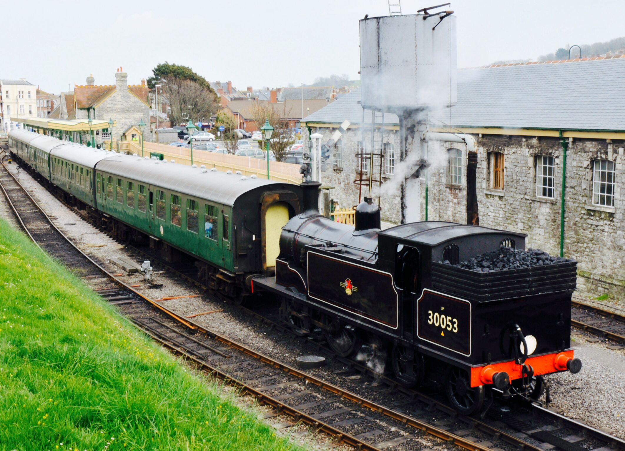 Swanage railway. Dorset   Train, Railway, Dorset