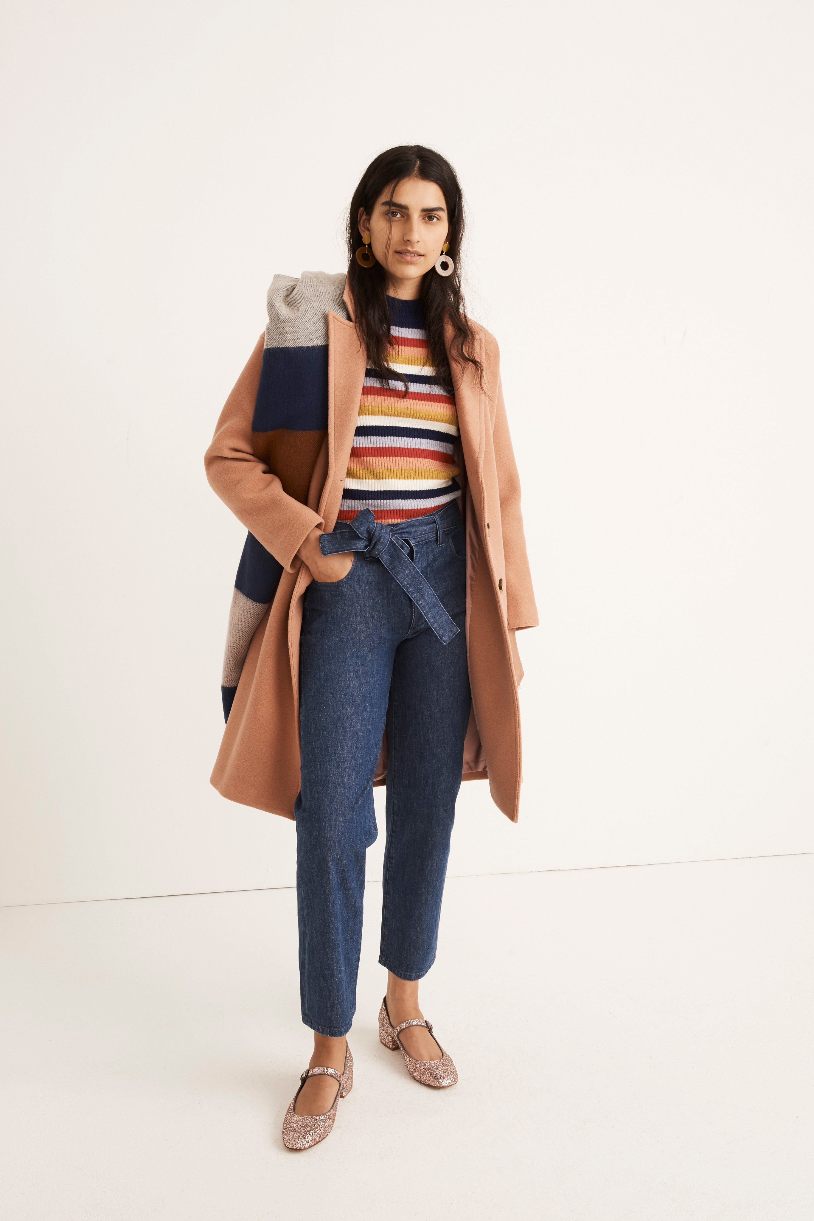 d41930a79e Madewell Fall 2018 Ready-to-Wear Fashion Show in 2018