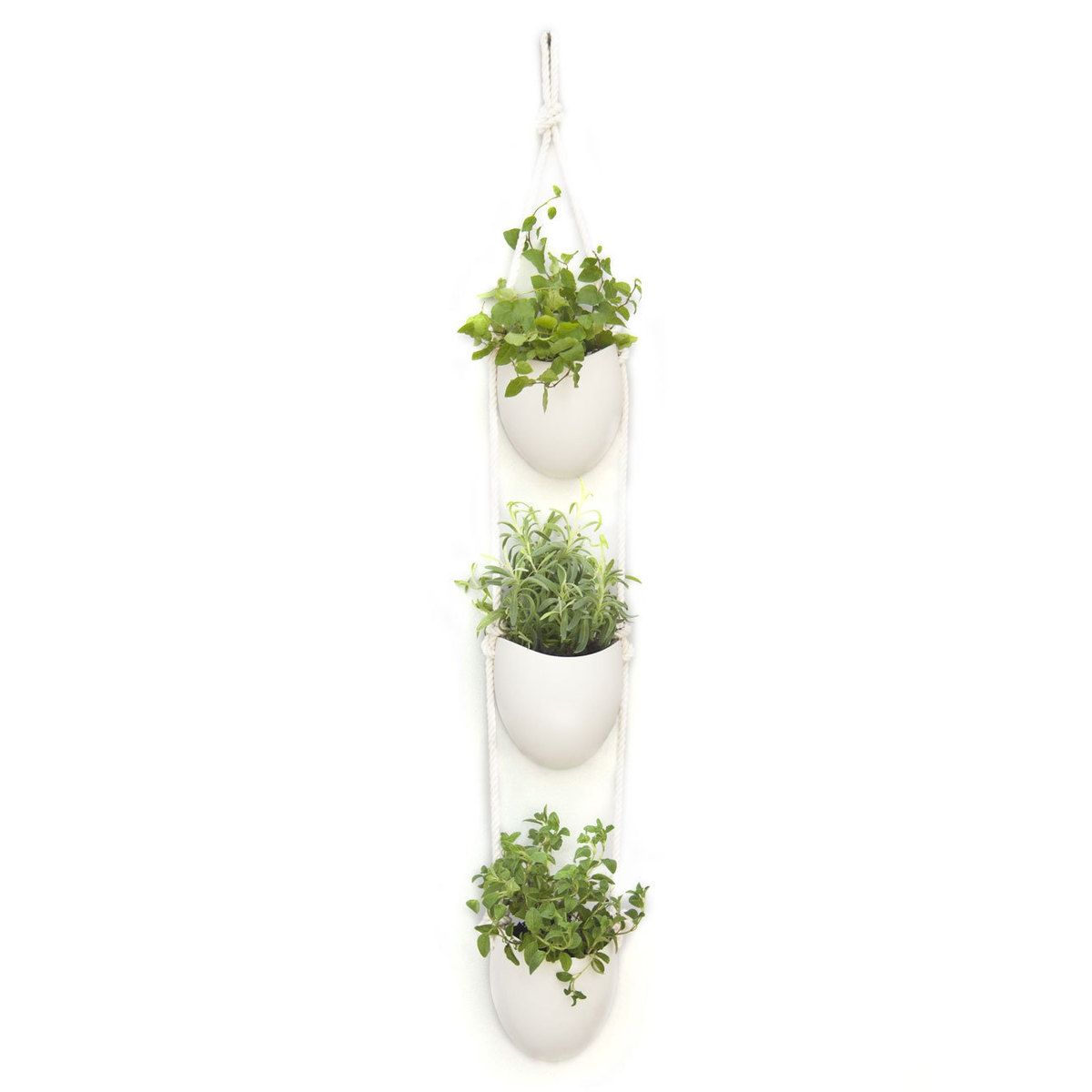 Rope Planter 3 Tier
