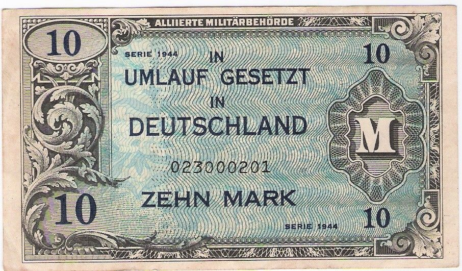 german mark 1940's currency Google Search Germany