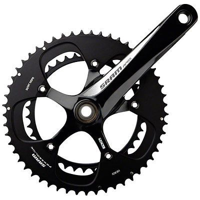 Other Cycling 2904: Sram Apex 175Mm 50-34 Crankset With Gxp Bottom Bracket -> BUY IT NOW ONLY: $122.54 on eBay!