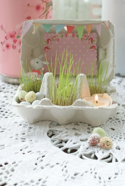 Tee itse pääsiäisen kauneimmat koristeet. Nämä ideat toteutat edullisesti ja helposti! | Kodin Kuvalehti