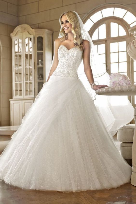 16 Gorgeous Wedding Gown Must be Used in 2018 | Wedding Dresses ...