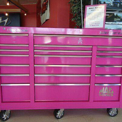 Mac Tool Box Want Need Want It Pink Tool Box Tools Tool Box