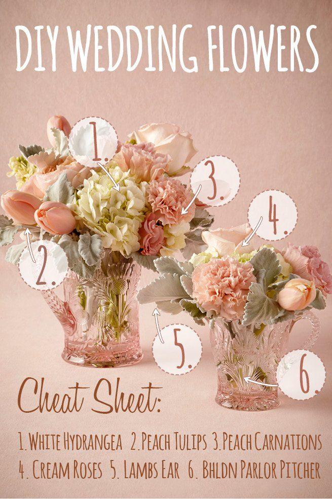 Best 25 diy wedding flower centerpieces ideas on pinterest diy centrepieces wedding table - Flower wedding decoration ...