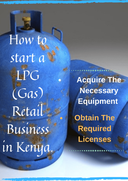 How To Start A Lpg Gas Business Step By Step Pdf In 2020