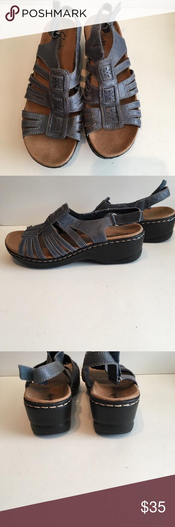 Clark Sandals Clark sandals with Velcro