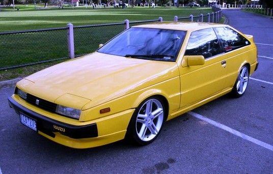 isuzu piazza turbo | いすゞ ピアッツァ, 旧車, いすゞ自動車