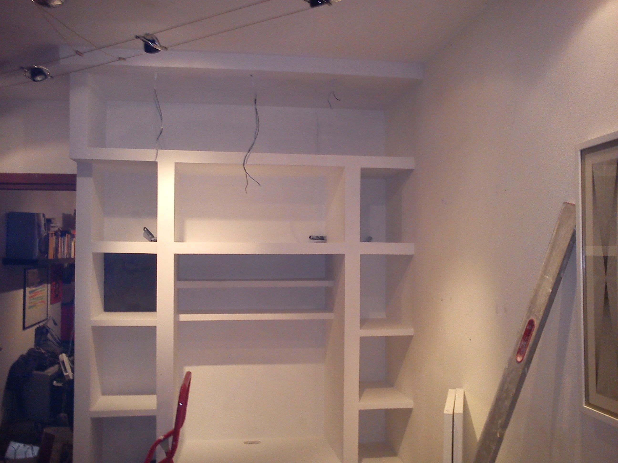 Armadio in cartongesso idee x casa pinterest - Idee cabina armadio in cartongesso ...
