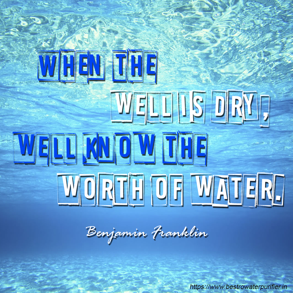 Top Water Quotes Sayings Quotes About Importance Of Water My
