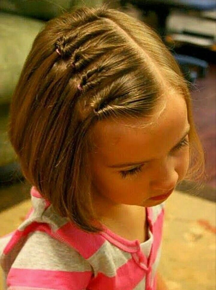 Latest Female Haircut Front Haircut For Girl 3 Year Old Girl Hairstyles 20190424 Girls Hairdos Hairdos For Short Hair Little Girl Hairstyles