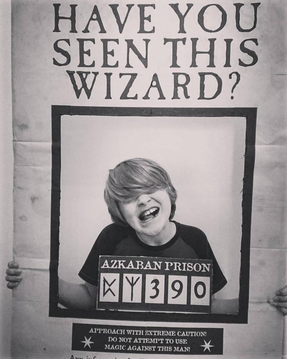 Avis De Recherche Harry Potter : recherche, harry, potter, Franck, Instagram, Photo, Booth, Harry, Potter, Recherche, Sorcier, Dangereux, Terminé, Anniversaire, Potter,, Harry,, Theme