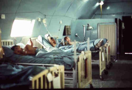 91st Evac Hospital ICU