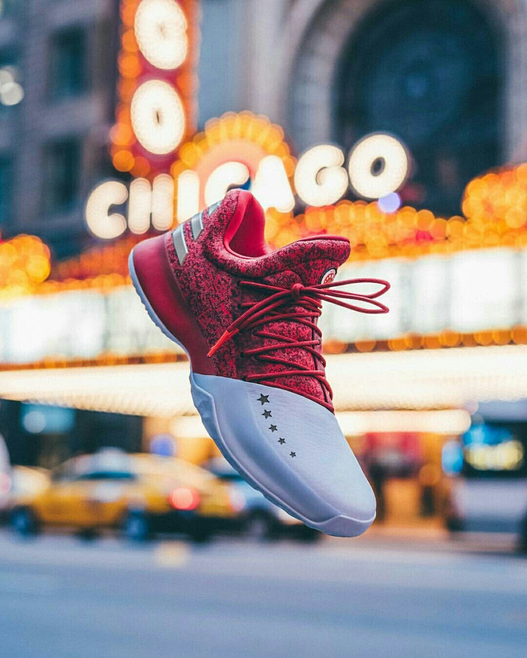 sports shoes 67328 3afa7 The adidas Harden Vol. 1 wears 5 stars for this year s McDonald s All  American Games.