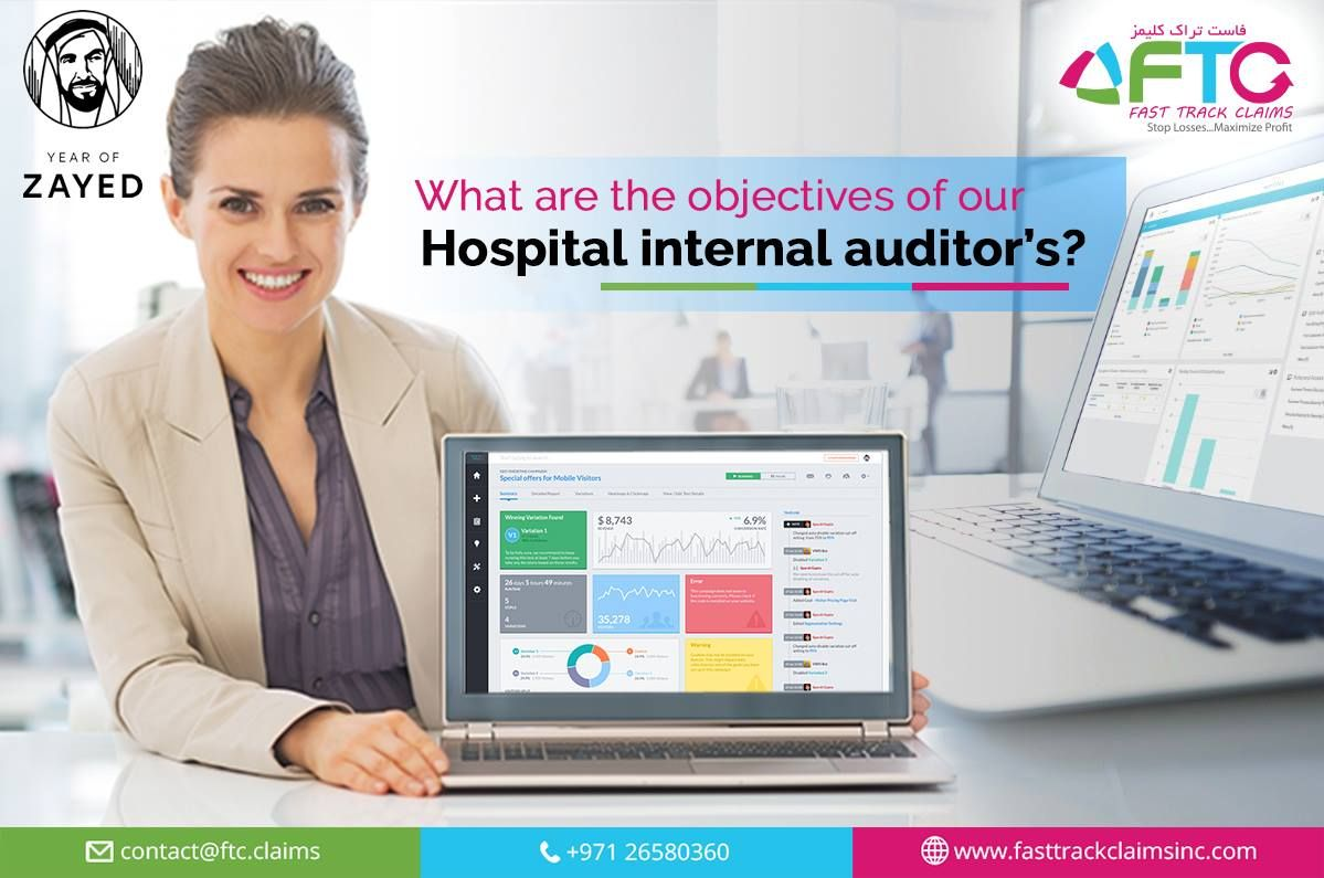 Looking For Best Hospital Internal Auditor Then Get In