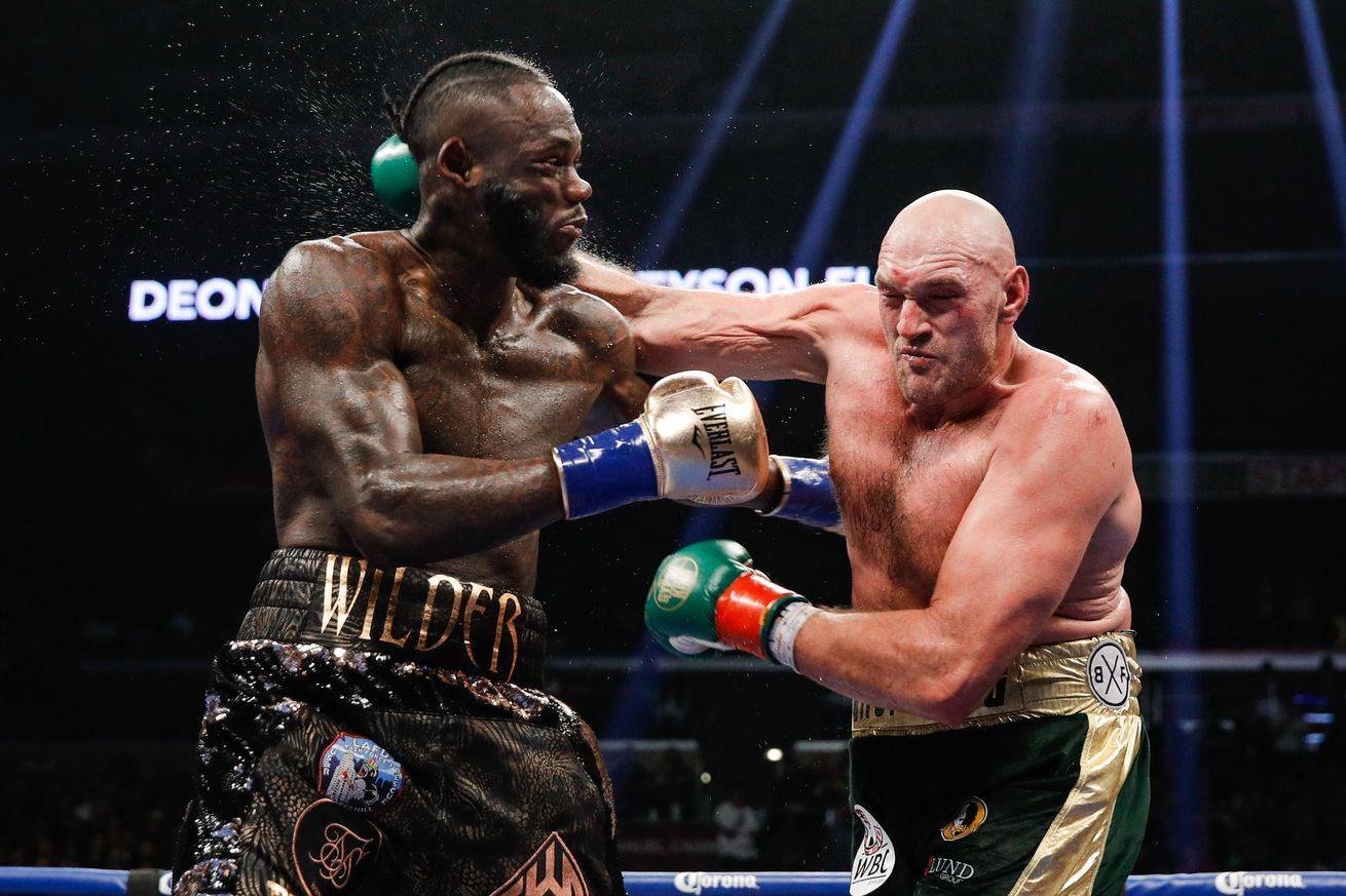 Deontay Wilder Vs Tyson Fury 2 Live Round By Round Updates In 2020 Tyson Fury Fury Boxing Fight