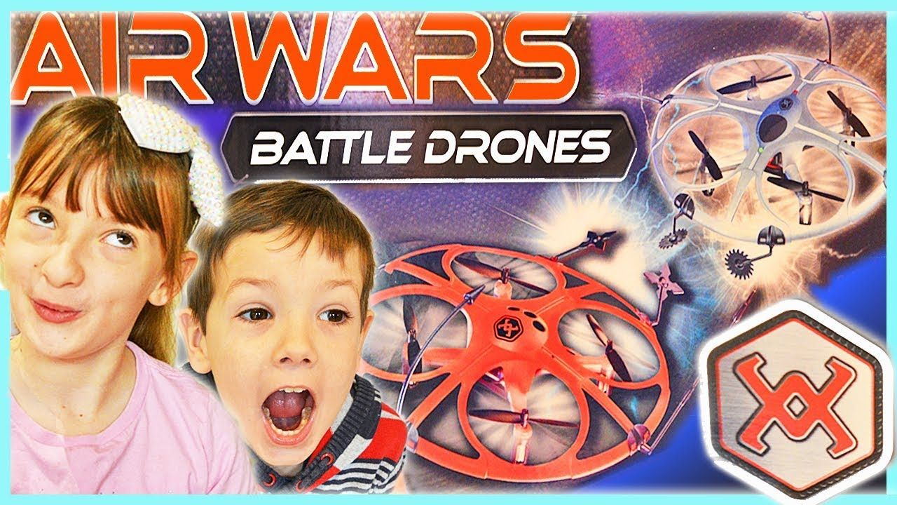 Mini Drone Toys For Kids Video RC Flying Race Battle Play