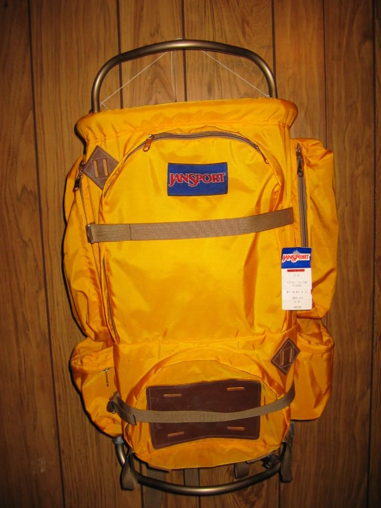 e96601adb Older Jansport External Backpack ID - Trailspace.com | External ...