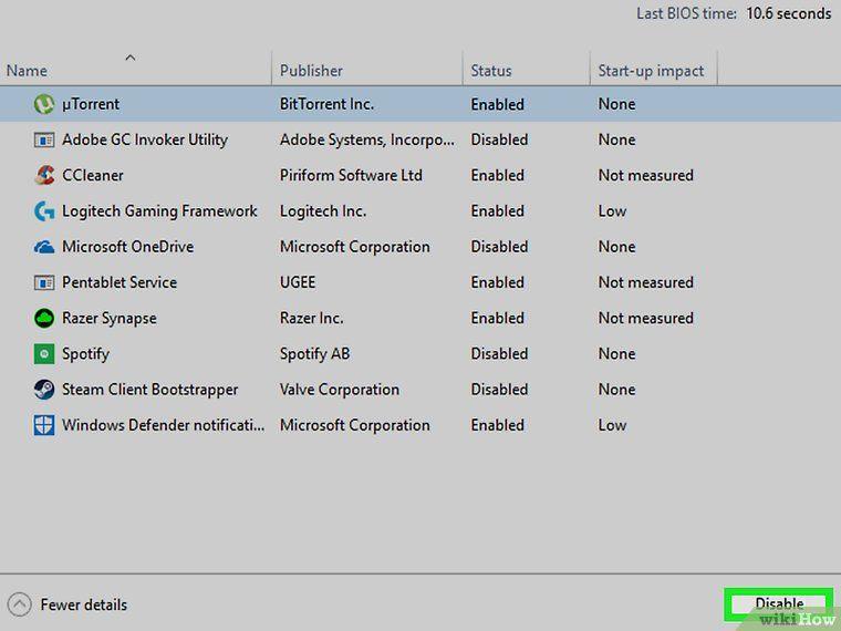 Razer Synapse Slow Windows 10