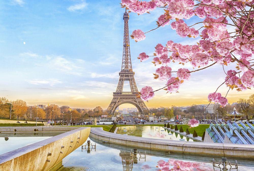 Tudo Sobre A Primavera Em Paris Quando E Temperaturas E Clima Eventos E Passeios Imperdiveis O Que Usar Na Primavera Paris Catacumbas De Paris Parisienses