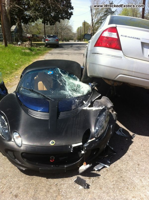 2005 Lotus Elise wrecked, Tyler, TX, photo #2 | car accidents ...