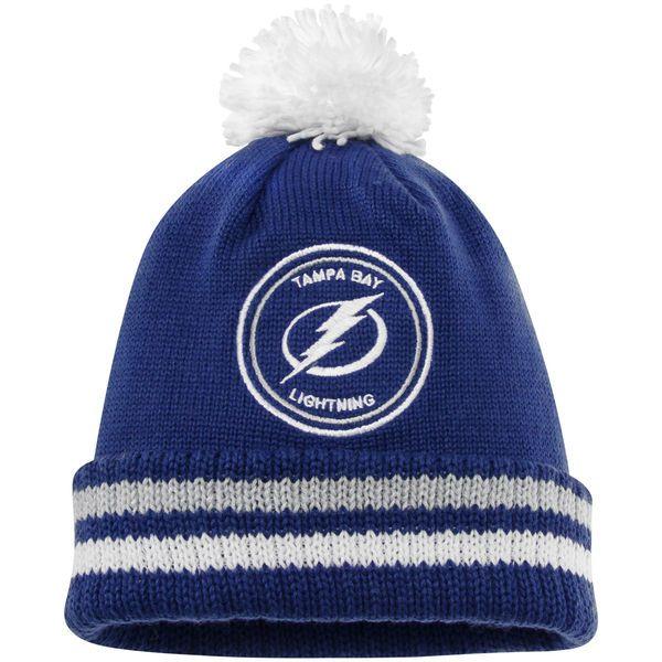 2e0520cf55b ... spain tampa bay lightning mitchell ness big man hi five cuffed knit hat  blue 5b2e4 31cd9
