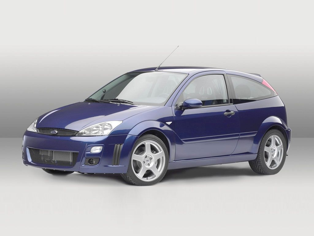 2003 Ford Focus Rs8 Concept Ford Supercars Net Ford Focus 03 Ford Focus Ford