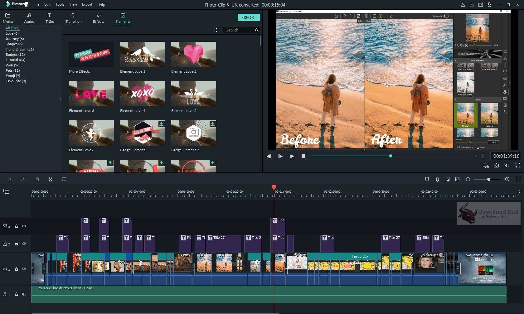 What is Wondershare Filmora 9.5.1? | Video editing software, Video ...