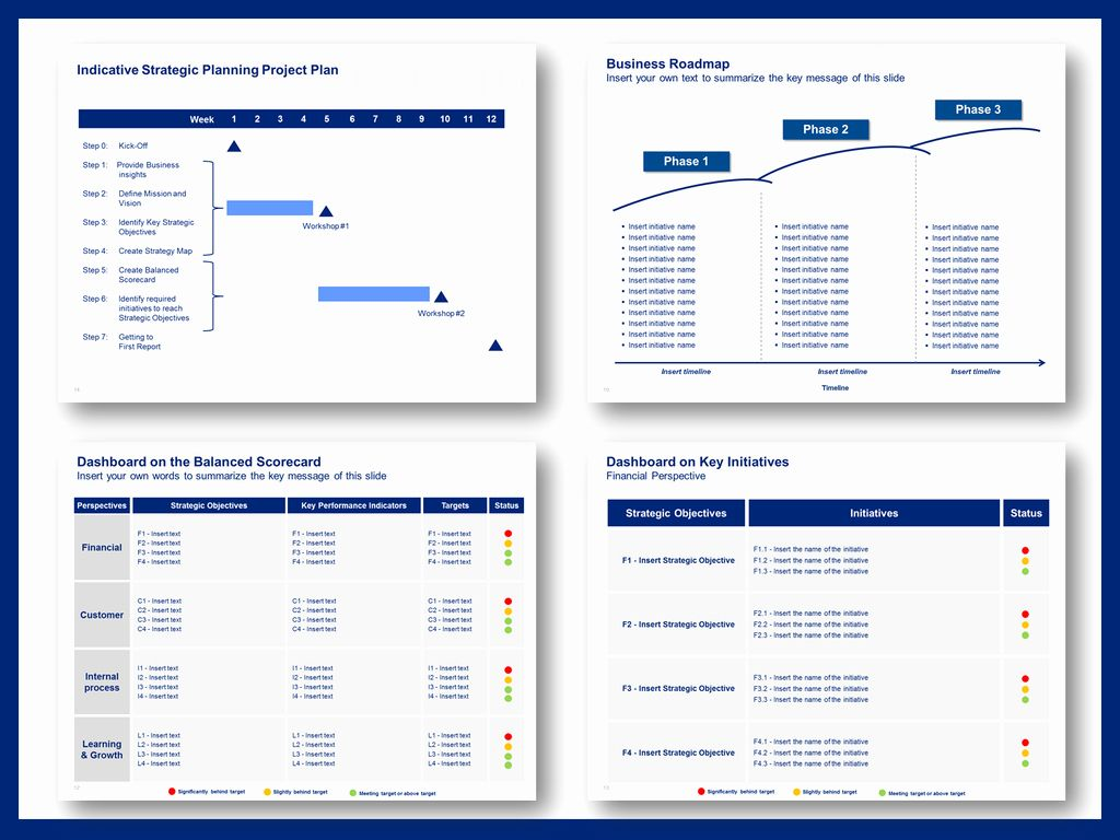 Strategic Planning Template Excel Awesome Download A
