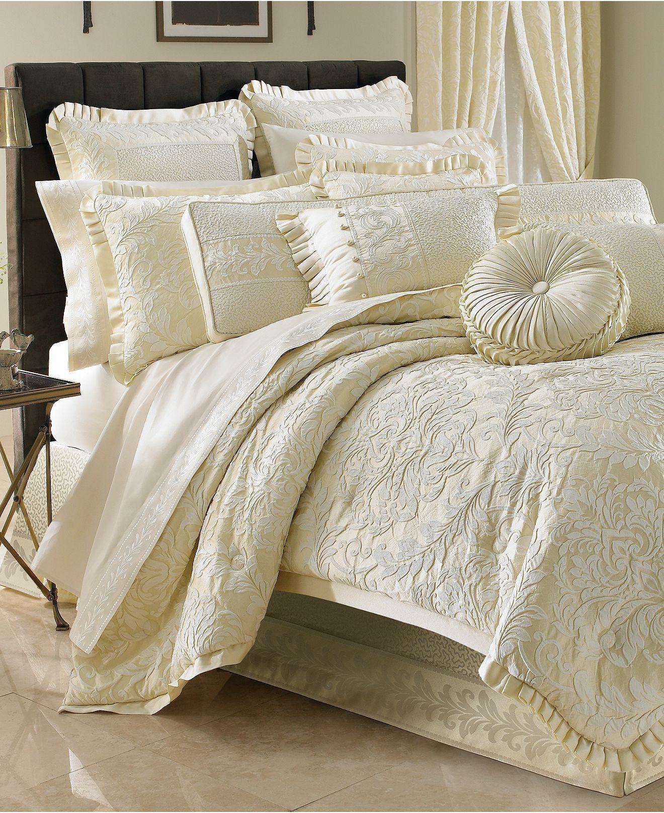 J Queen New York Bedding Marquis Comforter Sets Bedding
