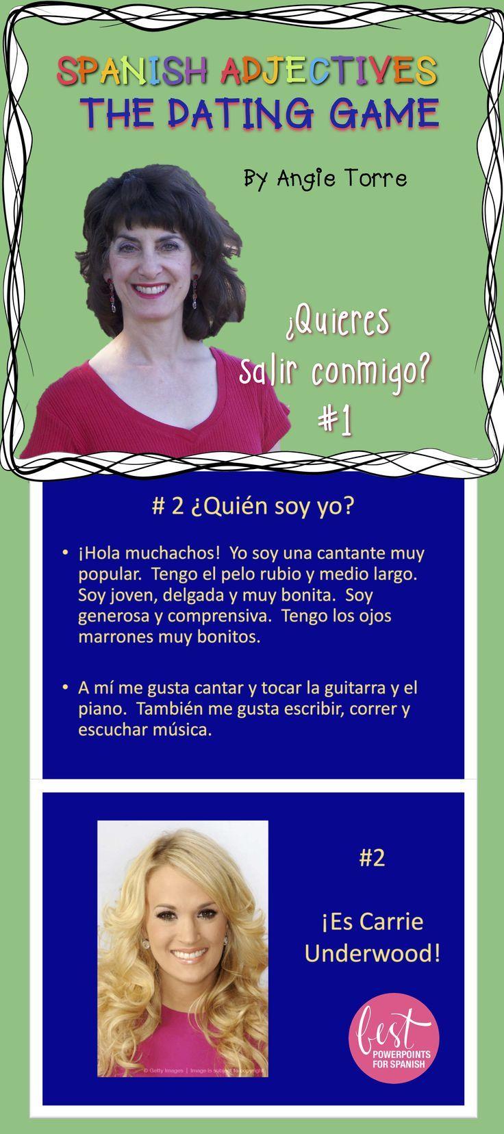 Dating back in spanish