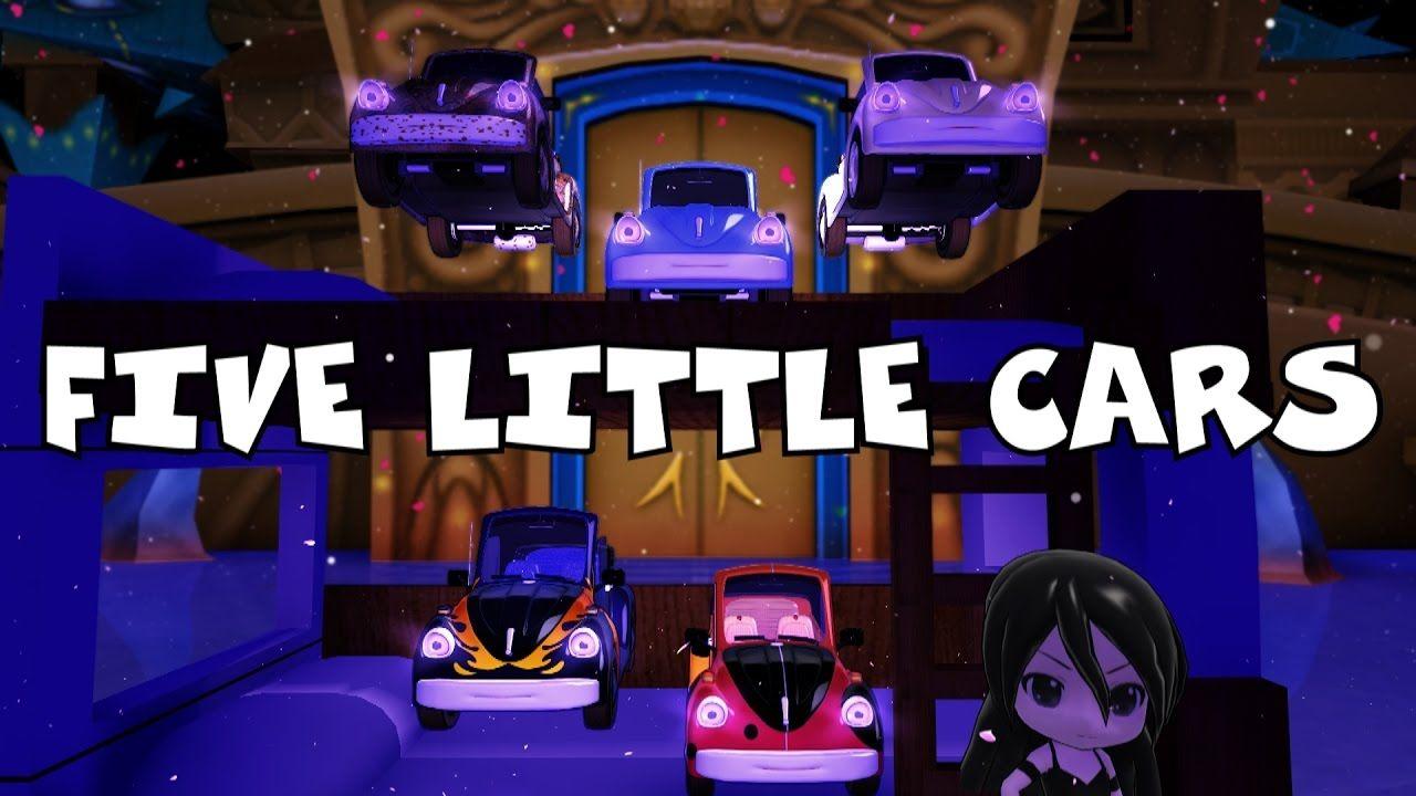 five little cars song car songs kids songs frozen songs nursery