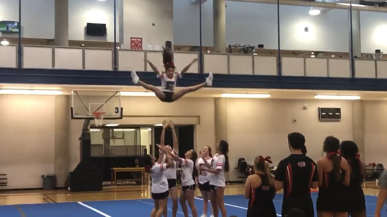 cheerleading stunts  #cheerleadingstunting #cheerleadingstunting