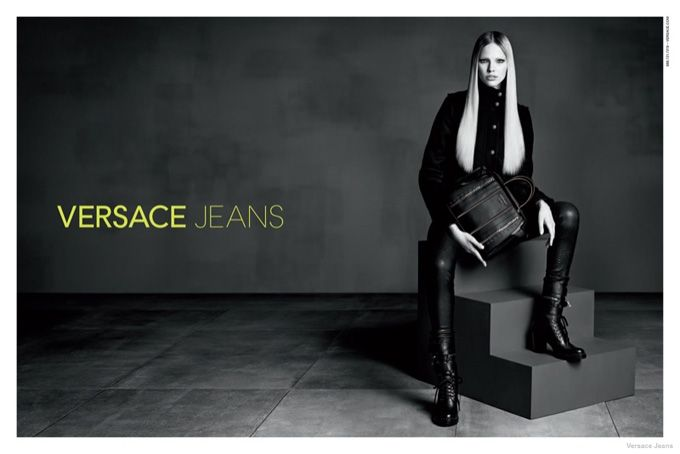Donnatela Versace Haute Couture AW 14-15 © LUSA