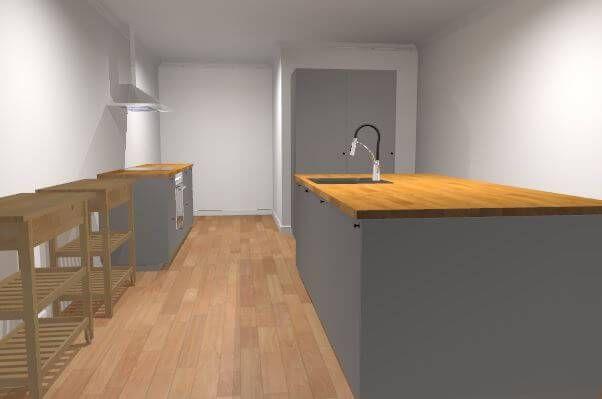 IKEA Online Küchenplaner 5 praktische Vorlagen für die 3D Küchenplanung Beispiele mit Preis ...