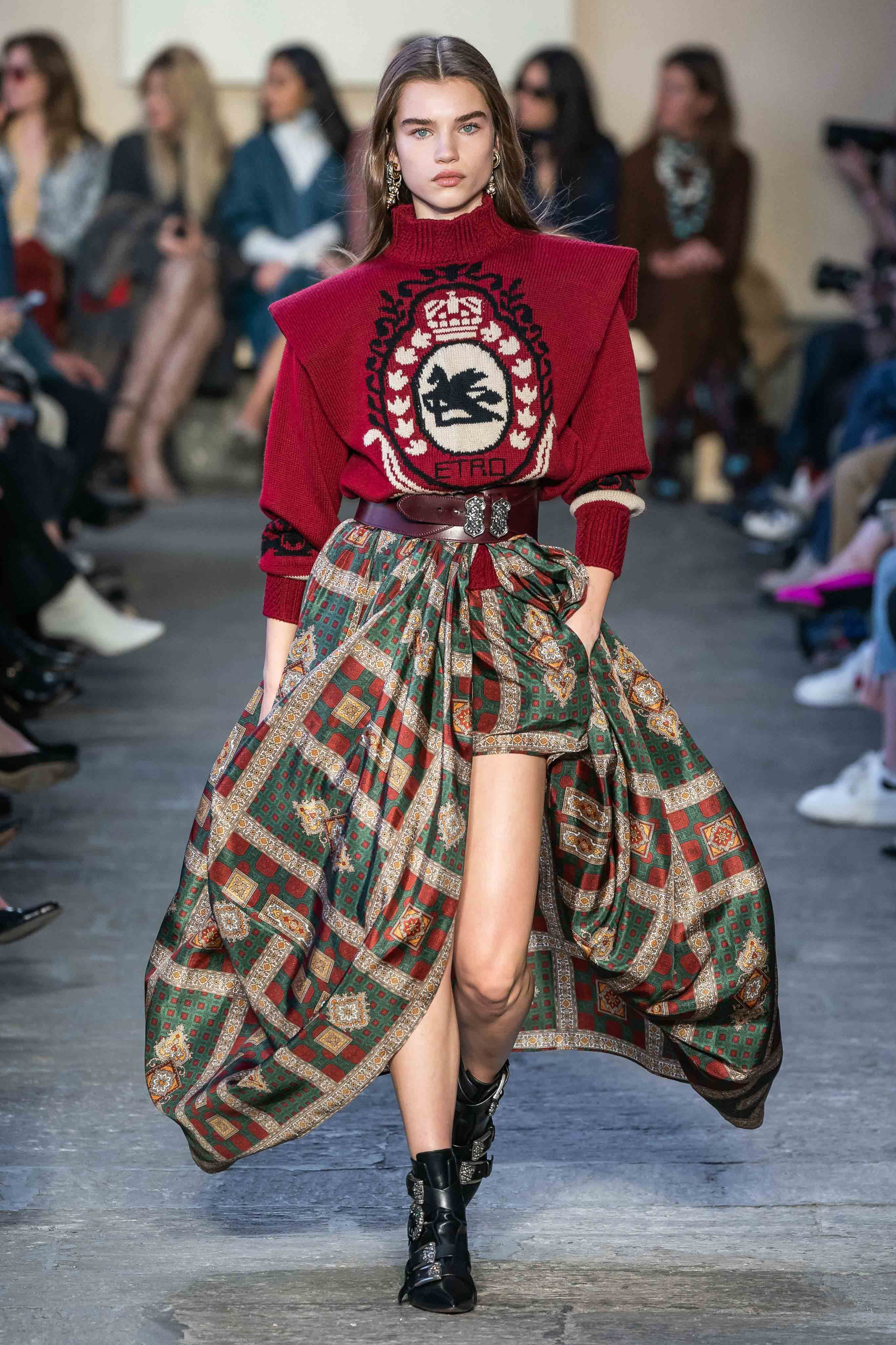 Fall Winter 2019 2020 Trends - Fashion Week Coverage ...