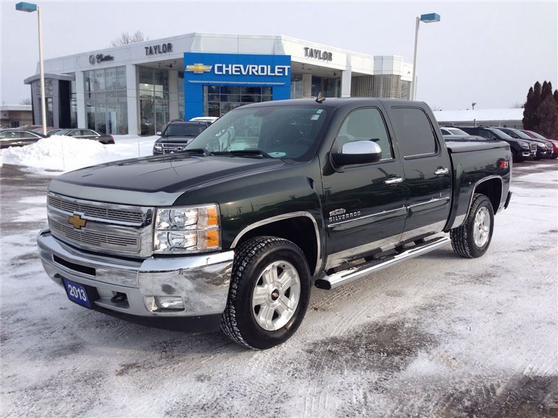 Truck 2013 Chevrolet Silverado 1500 Lt Thunder Edition 4x4 5 3l In Kingston On 31 888 Chevrolet Silverado 1500 Chevrolet Silverado Chevrolet
