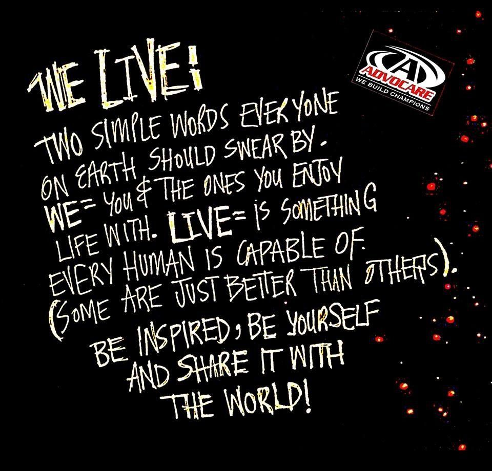 Pin by Coffee Junkie on Advocare Advocare, Gym quote