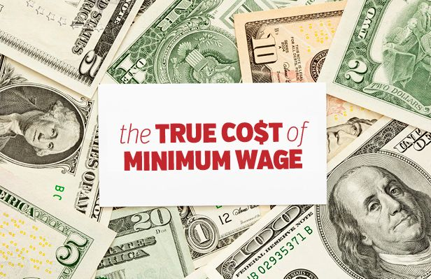 The National Federation Of Independent Business Released A Study Showing Pennsylvania Could Lose As Many As 28 000 To 119 000 Jobs In The Minimum Wage Job Wage