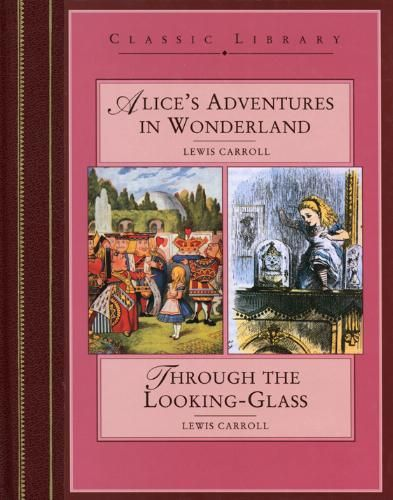 Alice's Adventures in Wonderland/Through the Looking-Glass by Lewis Carroll. My cousin Megan gave me this book as a present when I was... maybe 9? Has been a personal favorite ever since. Also, love the artist.