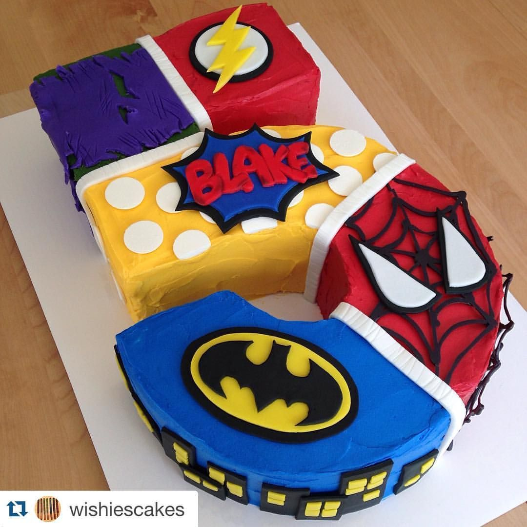 A.C. Moore On Instagram: U201cHoly Creative Cake, Batman! Our Spidey Senses Are