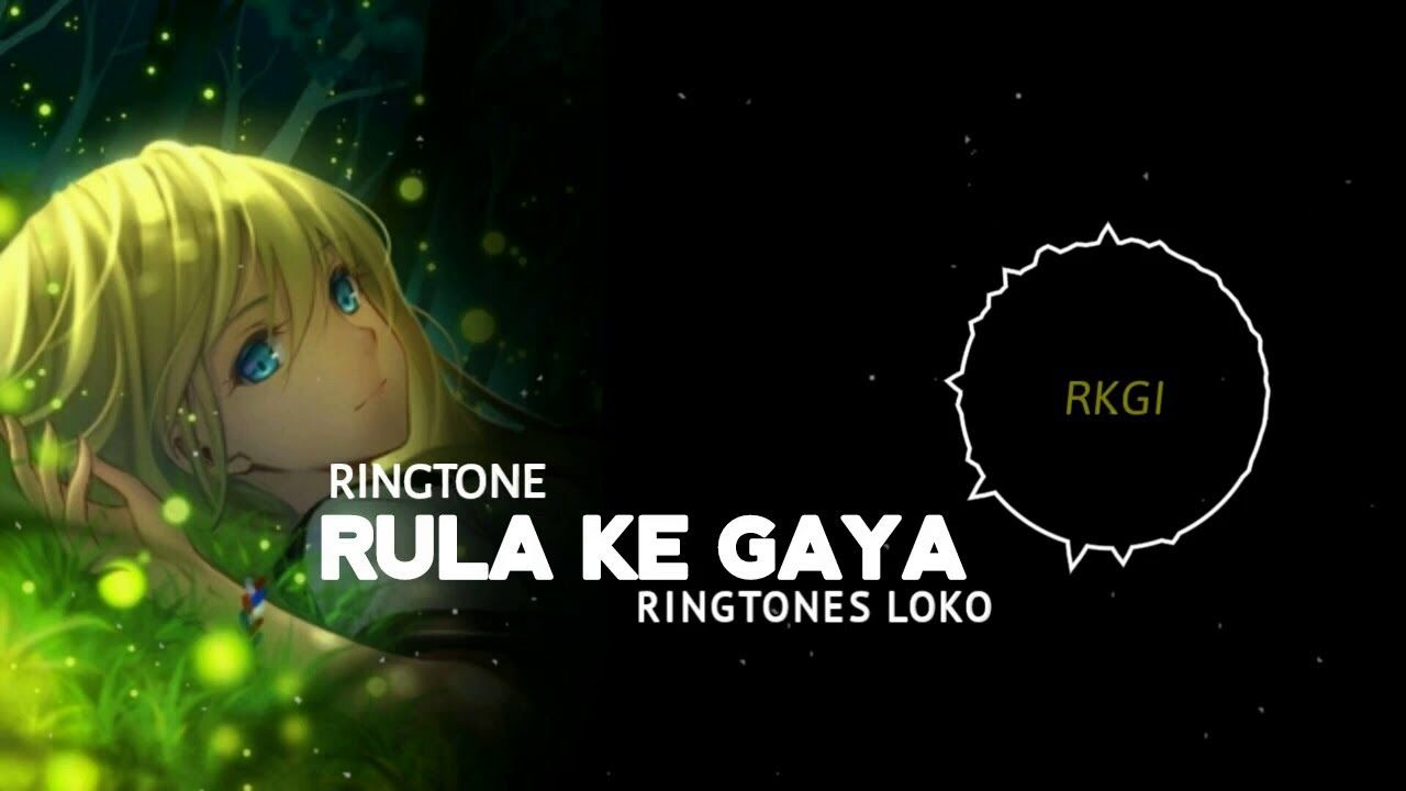 Download Rula Ke Gaya Ishq Tera Free Ringtone To Your Mobile Phone In Mp3 Android Or M4r In 2020 Mobile Ringtones Ringtones Mobile Phone