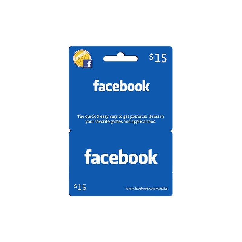 Facebook games gift cards facebook 15 gift card gift