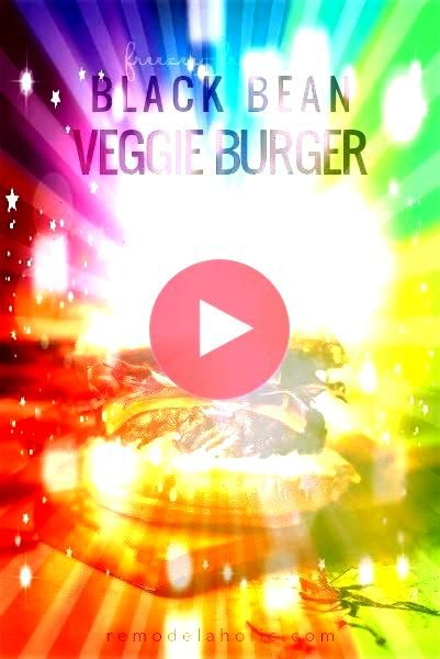 veggie burger that wont fall apart This black bean hamburger recipe is delicious nutritious and freezerfriendly Cook it on the gr  Make a healthy veggie burger that wont...