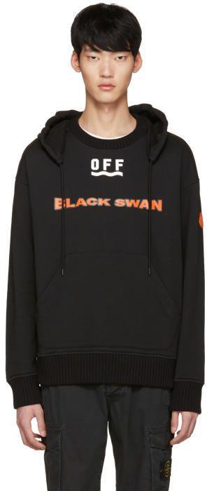 moncler black swan