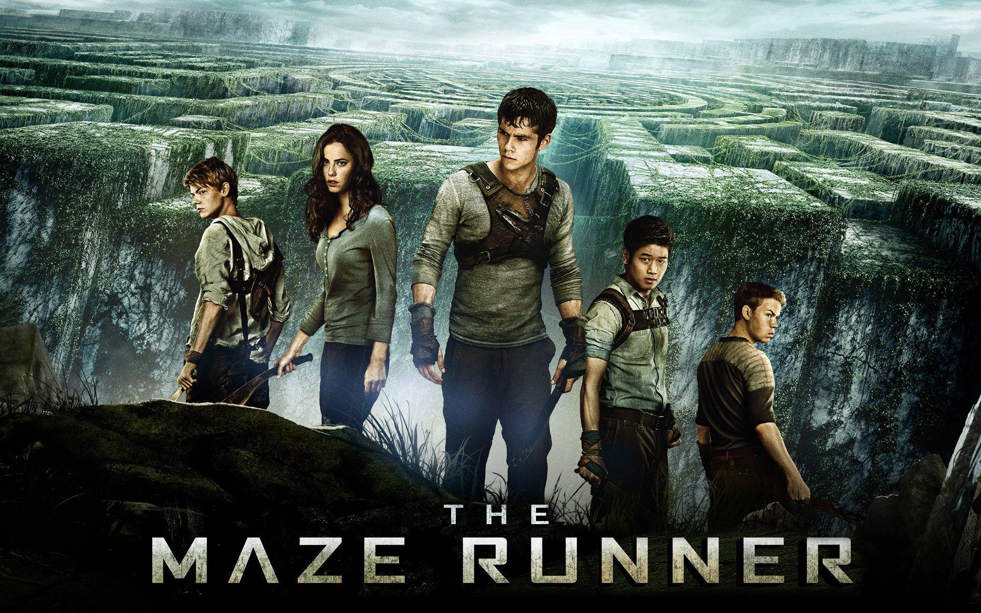 The Maze Runner Maze Runner Characters Maze Runner Movie Maze