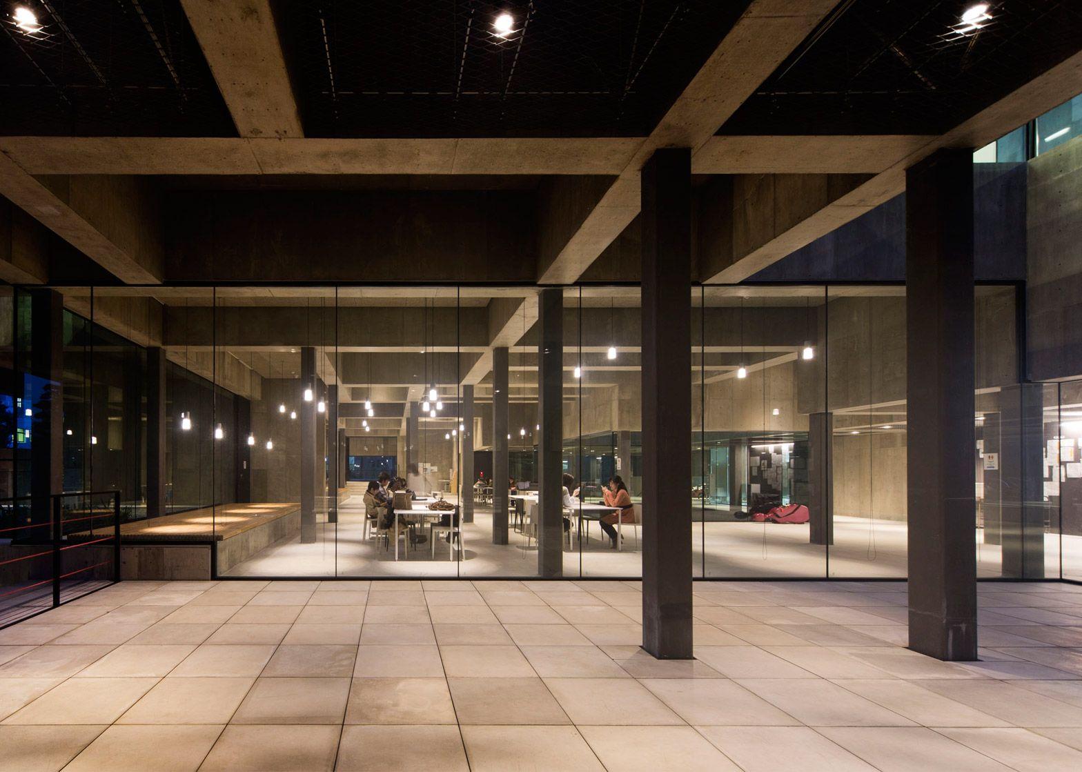 Nikken Sekkei Designed The Award Winning Tokyo Music School.