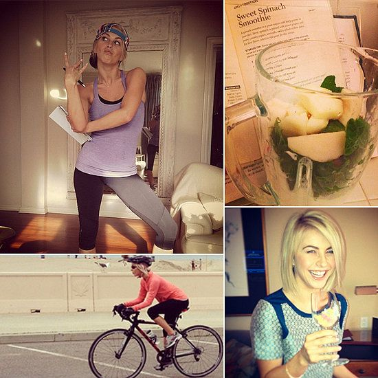 Julianne Hough See Through | Julianne Hough Diet and Fitness Routine